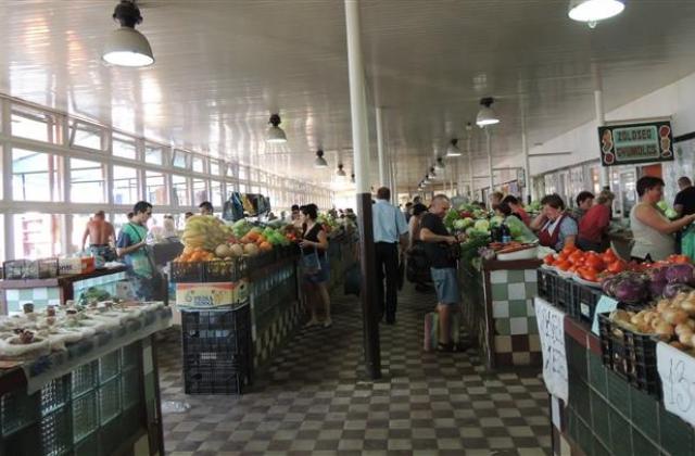 З понеділка запрацює продуктовий ринок у Берегові