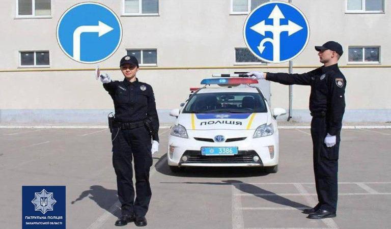 Перехрестя найбільш завантажених вулиць Ужгорода регулюватимуть патрульні