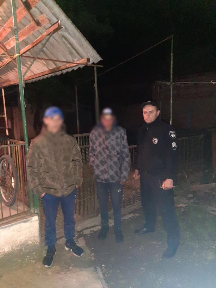 У Сваляві спіймали двох неповнолітніх велокрадіїв