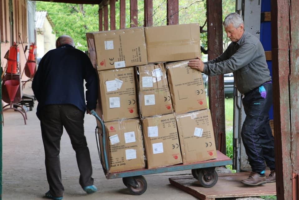 Сім лікарень на Закарпатті отримали допомогу на 26 млн. грн. від соціально відповідального бізнесу та Червоного Хреста