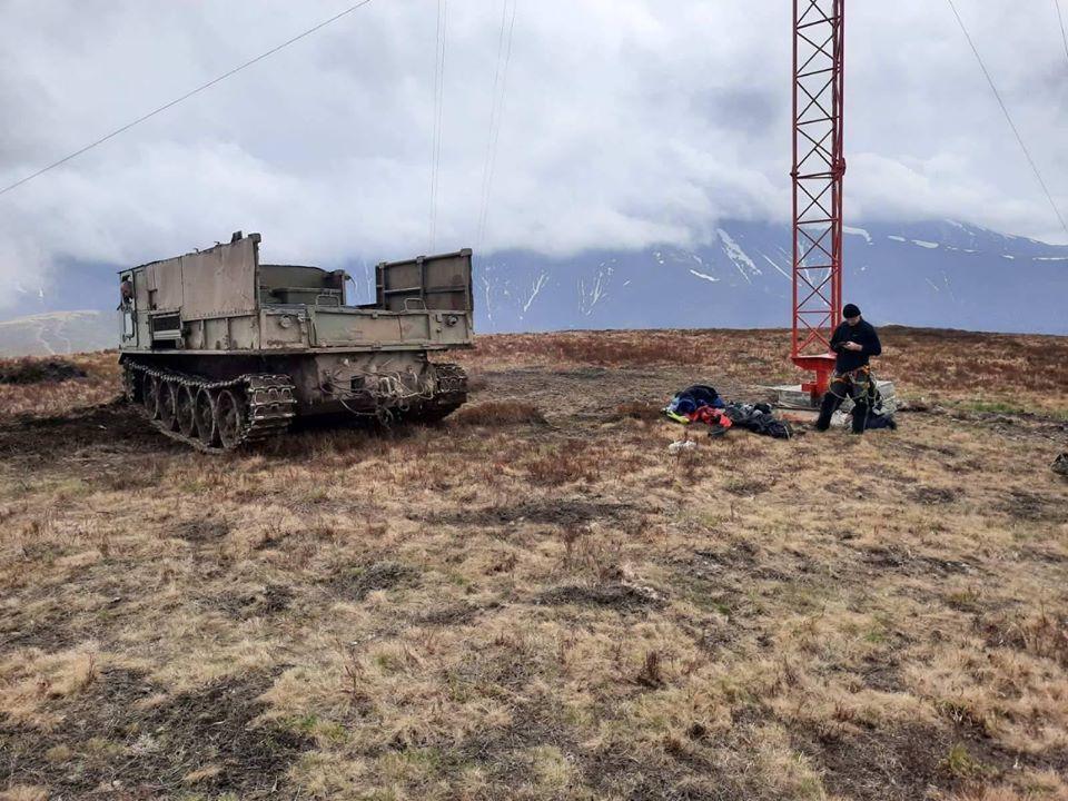 На Воловеччині під час ремонтних робіт на горі Плай від ураження електрострумом загинув чоловік (ФОТО)