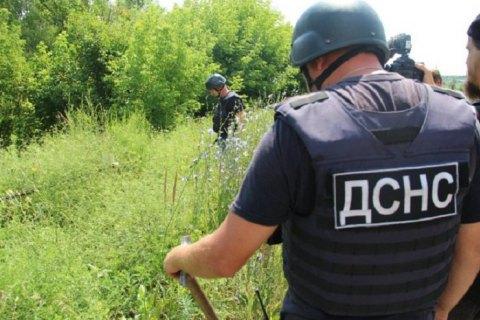 Небезпечні знахідки часів війни виявили на Мукачівщині