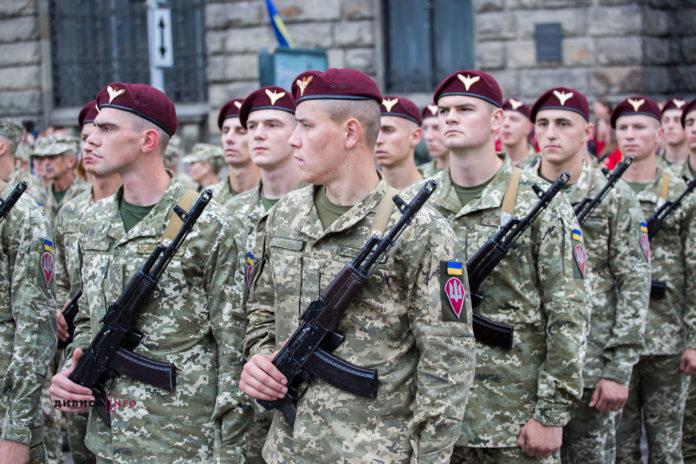 В Берегові можуть розмістити частину 80-ї десантно-штурмової бригади