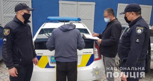 Поліція затримала на Рахівщині групу серійних крадіїв