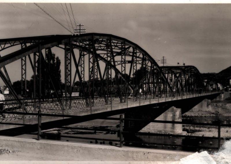 Як виглядали мости Мукачева на початку минулого століття (фото)
