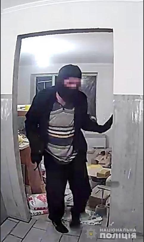 В Мукачеві спіймали квартирного злодія