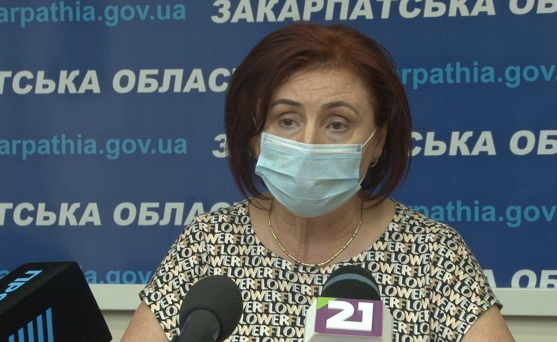 Єлизавета Біров більше не очолює закарпатську медицину