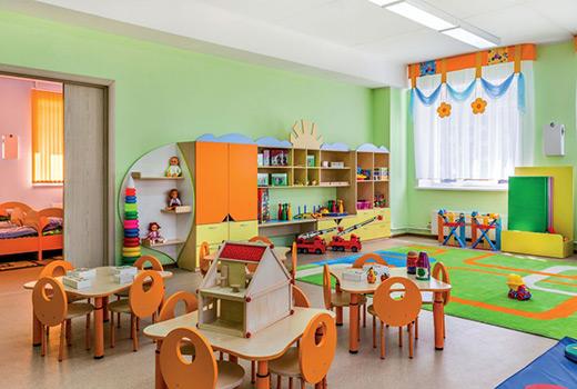 Роботу дитячих садків у звичному режимі відновлюють в Ужгороді
