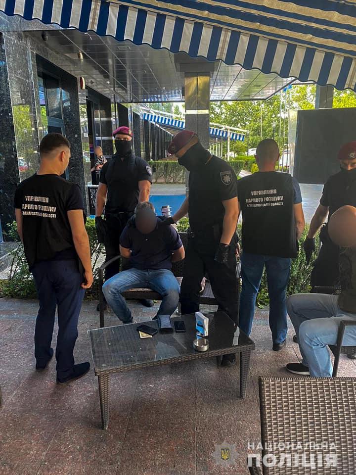Організатора замовного вбивства затримали в Ужгороді (ФОТО)