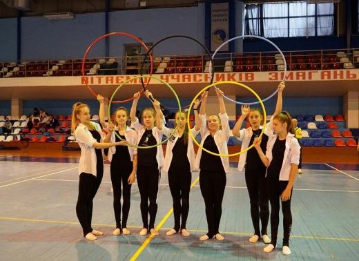 Ужгород долучився до естафети, організованої Національним олімпійським комітетом України з нагоди відзначення Олімпійського дня