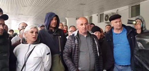 Перевізники погодились з формулою розмитнення запропонованою головою Закарпатської ОДА Олексієм Петровим (відео)