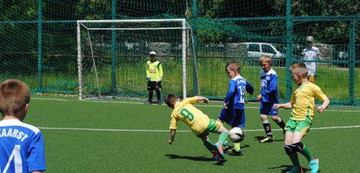 Дитячий футбольний турнір відбувся в Ужгороді