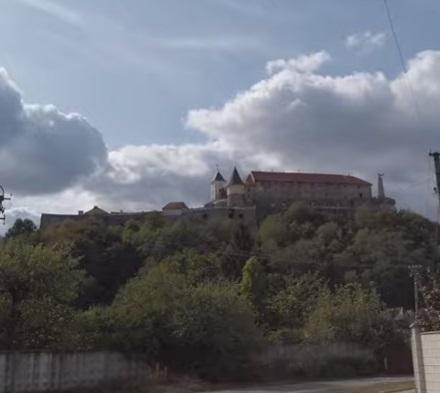 Погляд мандрівника на Мукачево (відео)