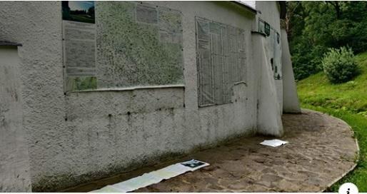 Вандали пошкодили Стіну плачу, щоб дестабілізувати ситуацію на Закарпатті, – Кулеба