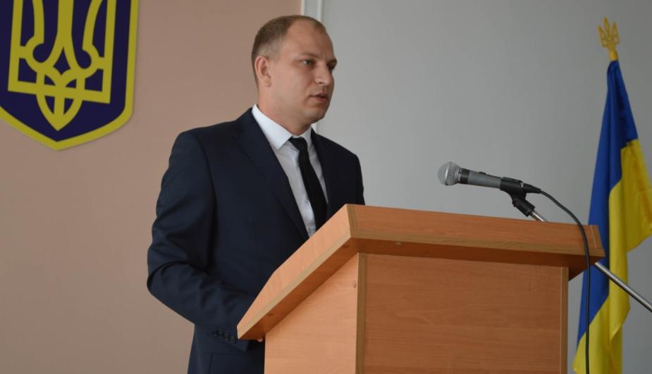 На Іршавщині представили нового голову райдержадміністрації