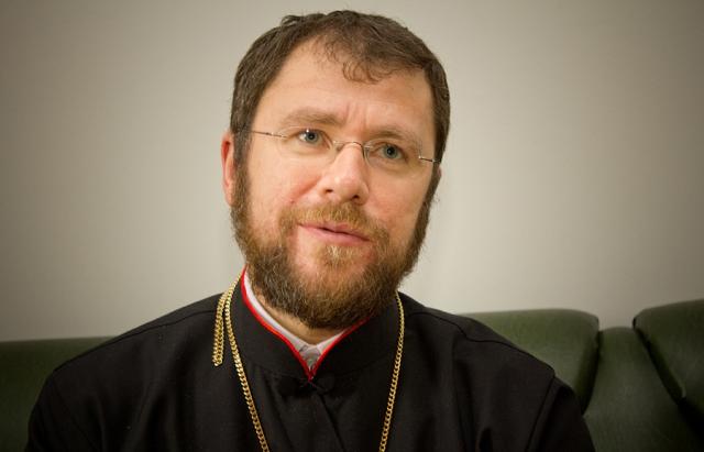 Владику Ніла Лущака призначено Адміністратором Мукачівської греко-католицької єпархії