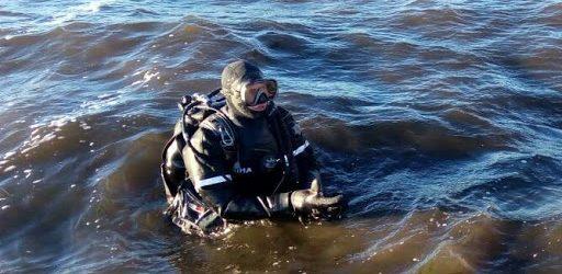Рятувальники відшукали тіло чоловіка, який потонув у каналі в Ужгороді