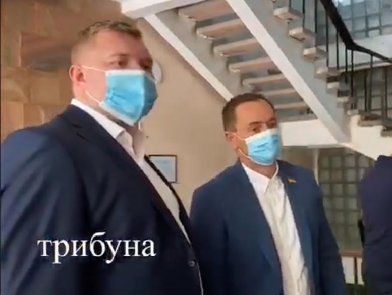 До боротьби за права Закарпатського товариства політв'язнів і репресованих долучилися нардепи (відео)