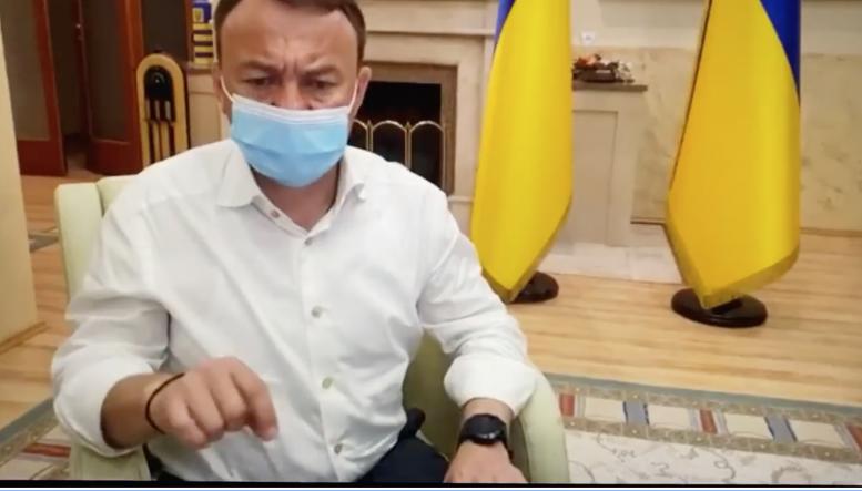 Голова ОДА здійснить перевірку на якій підставі була виселелена з приміщенння Закарпатська крайова організація Товариства політв'язнів (відео)