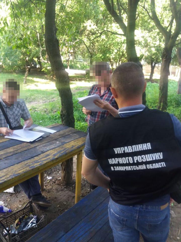 Правоохоронці викрили мережу гральних закладів у Берегові