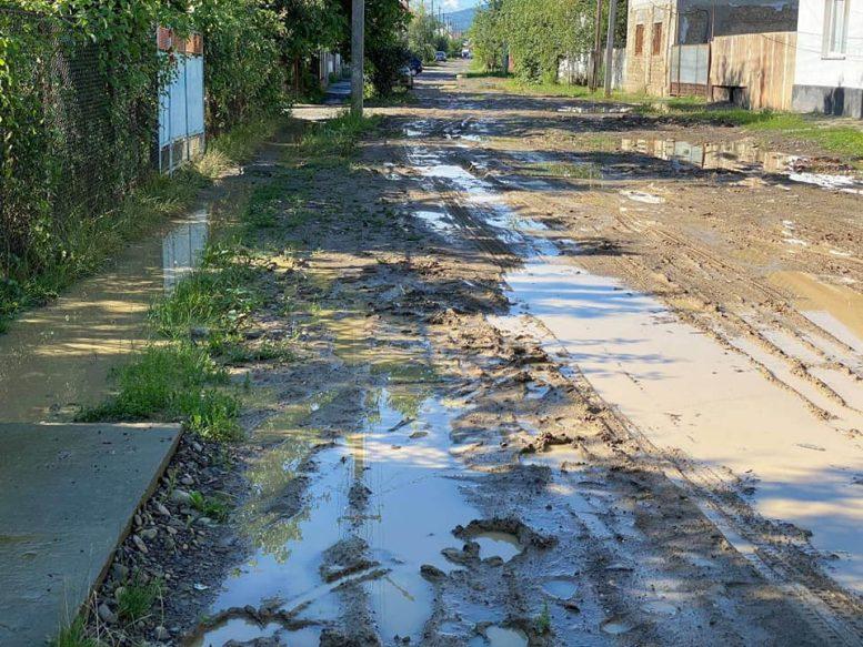 Мукачівський Бороктелеп захлинається у каналізаційних стоках