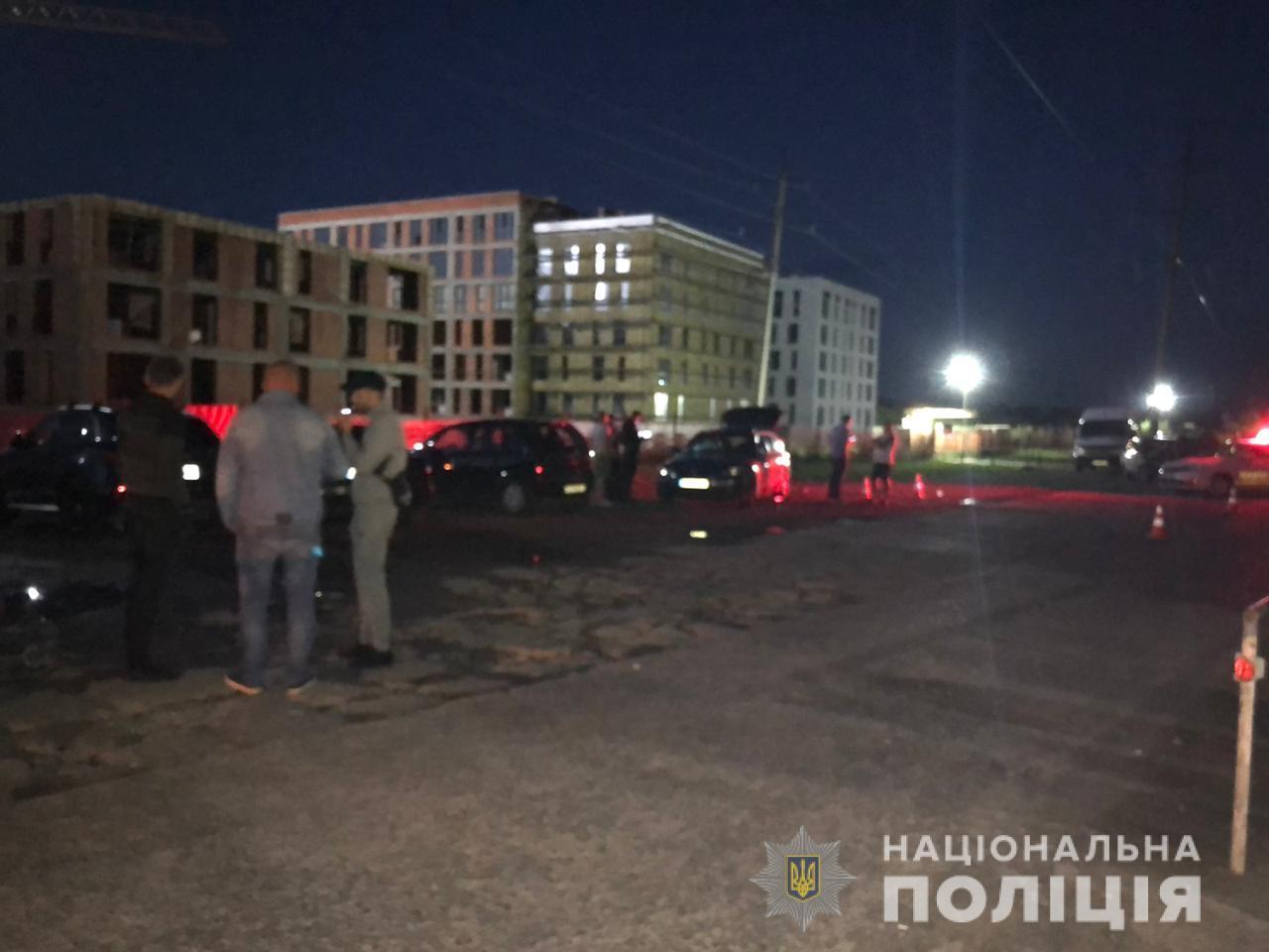 Поліція затримала ужгородця, причетного до стрілянини в Минаї