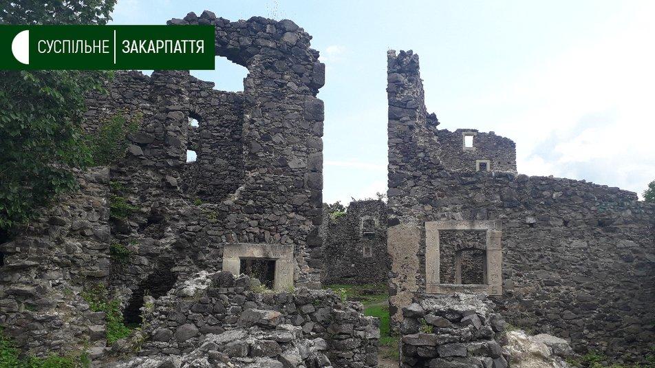 Незабаром мають розпочатися будівельні роботи з реставрації Невицького замку