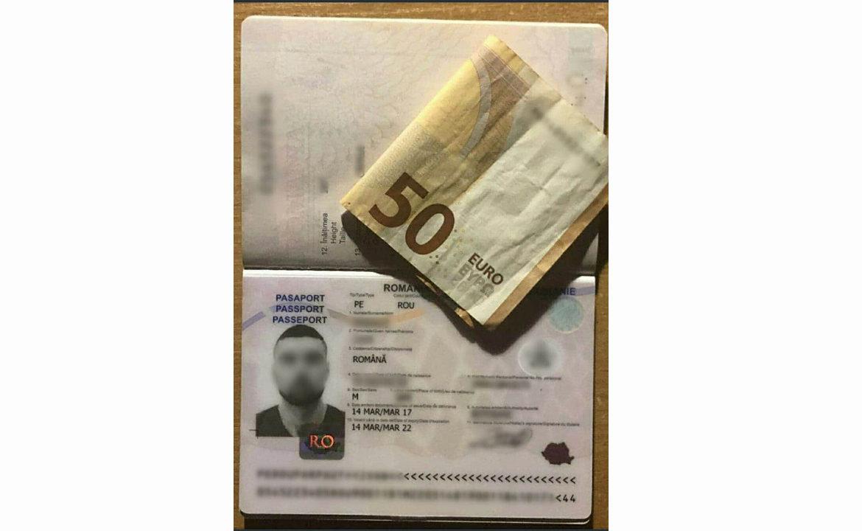 Громадянин Румунії запропонував хабара закарпатським прикордонникам за пропуск без страхового полісу