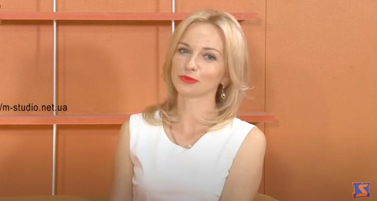 Наталія Шетеля презентувала наймолодший виш Закарпаття (відео)