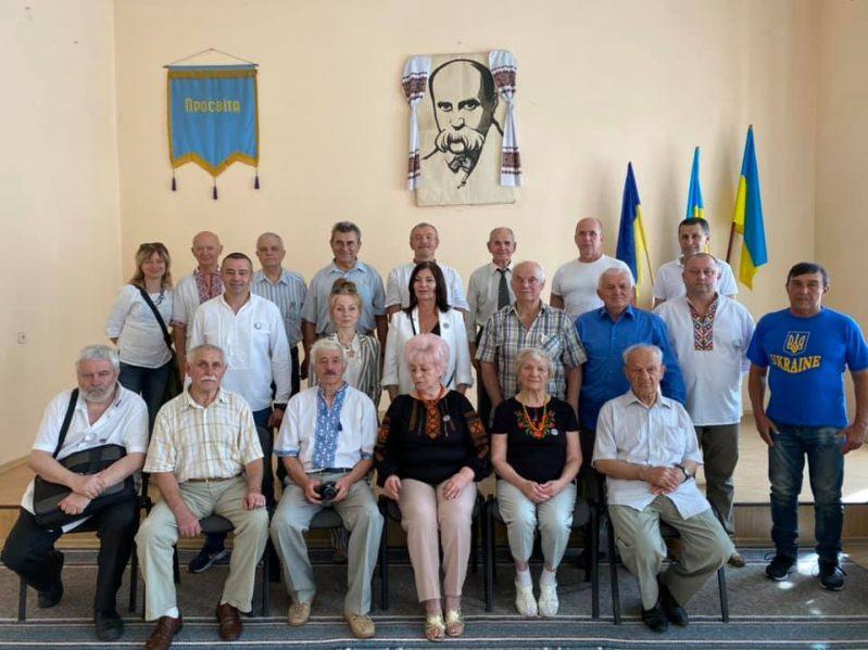 Закарпатська «Просвіта» відзначила День Незалежності України (фото)