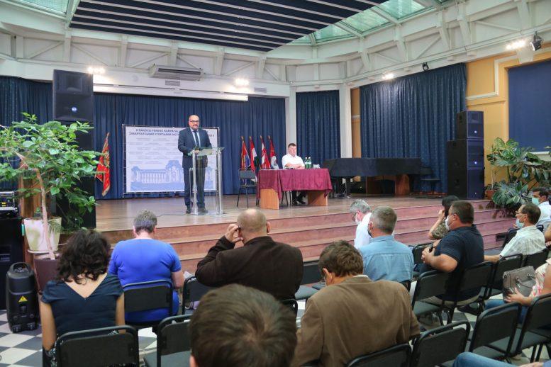 «КМКС» Партія угорців України» висуне своїх кандидатів до участі на місцевих виборах