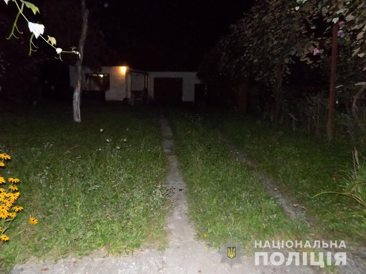 На Іршавщині чоловік з ножем напав на самотню пенсіонерку