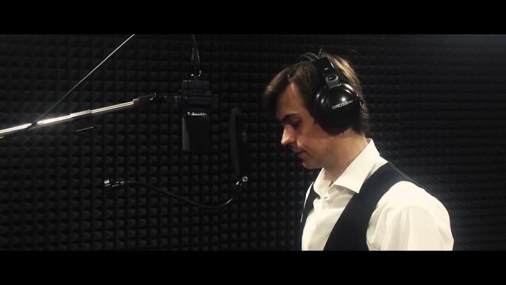 Ужгородець Дмитро Фесенко презентував вокальний триб'ют-проект (відео)