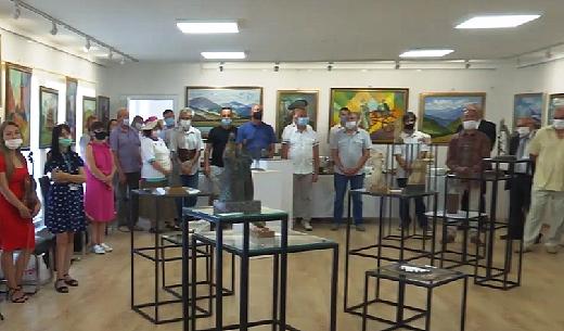 Міжнародний симпозіум скульпторів стартував на Берегівщині (ВІДЕО)