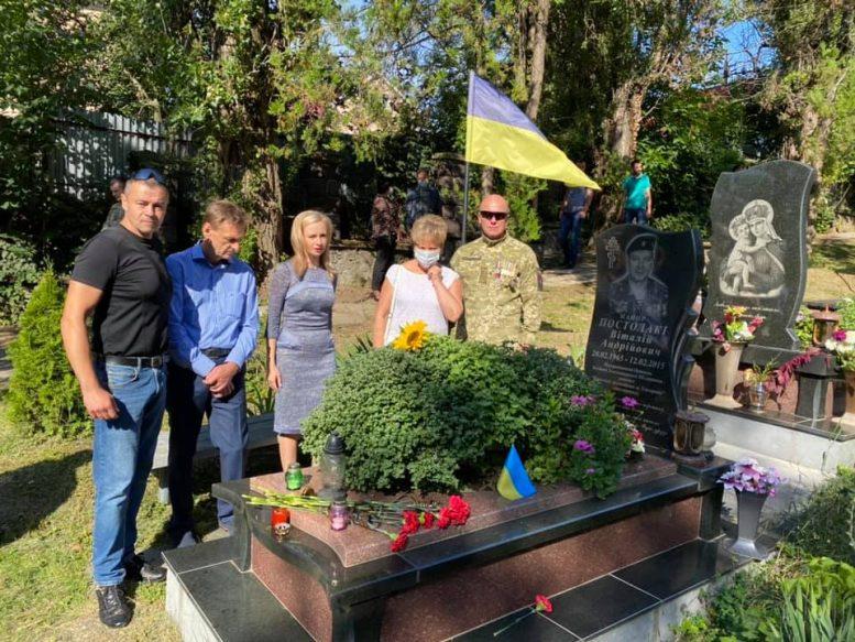 Ужгородський інститут культури і мистецтв долучився до Дня пам'яті захисників України
