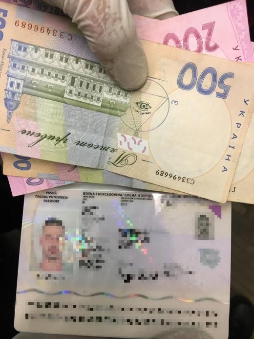 На Закарпатті іноземець намагався підкупити хабарем прикордонників