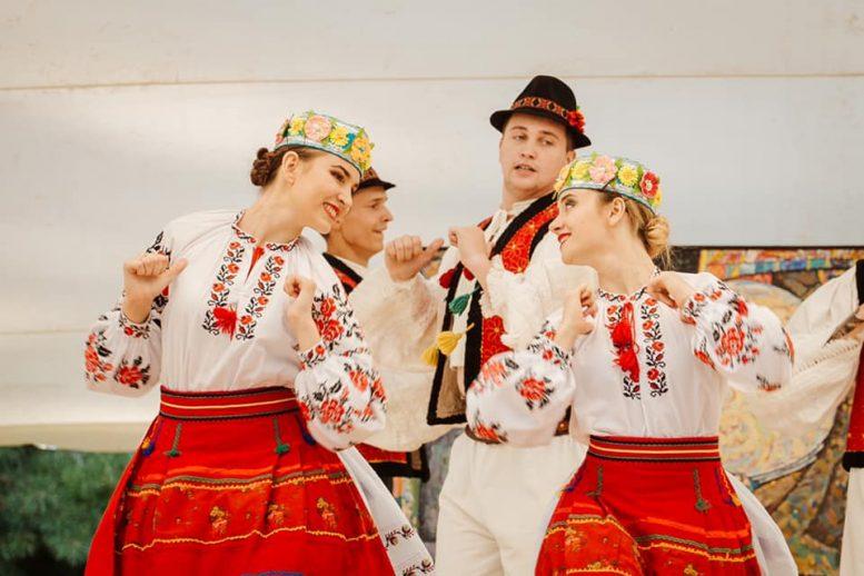 Ужгородський інститут культури і мистецтв дав коцерт з нагоди Дня Незалежності