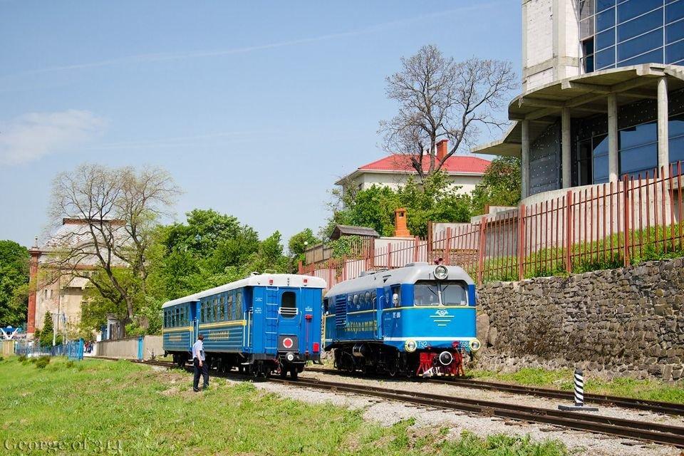 Голова Закарпатської ОДА висловив свою позицію щодо закриття дитячої залізниці в Ужгороді