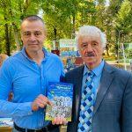 Гран-прі фестивалю «Книга-Фест 2020» отримала книга Федаки Павла-старшого «Закарпатська «Просвіта» у постатях її діячів (1920-2020)»