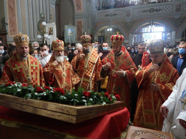 В Ужгороді відбулася інавгурація Владики Ніла (ФОТО)
