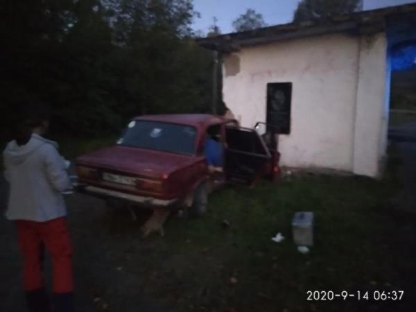 Смертельна ДТП на Іршавщині