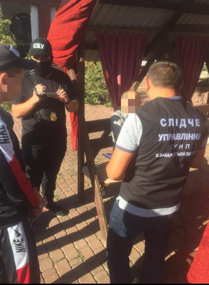 Закарпатська прокуратура погодила підозру хабарнику з обласного Держгеокадастру