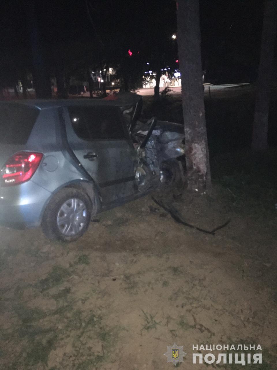 Смертельна ДТП в Ужгороді – з вини нетверезої водійки загинула її 19-річна подруга
