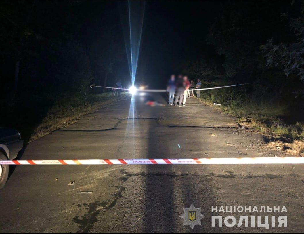 На Ужгородщині водійка збила насмерть перехожу і втекла з місця ДТП