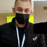 В Ужгороді члени ДВК намагалися виставити за двері спостерігача ОПОРИ  (відео)