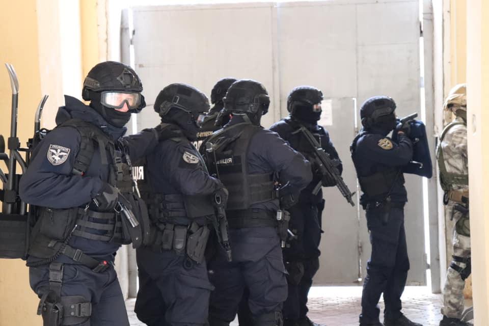СБУ провела на Закарпатті спеціальні антитерористичні навчання (ФОТО)