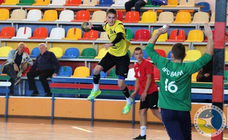 Ужгородські гандболісти розпочали новий сезон
