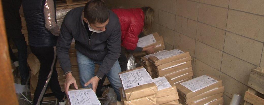 На Закарпаття для голосування на місцевих виборах привезли понад 943,5 тисячі бюлетенів