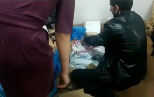 У Рахові було зафіксовано порушення під час транспортування бюлетенів (ВІДЕО)