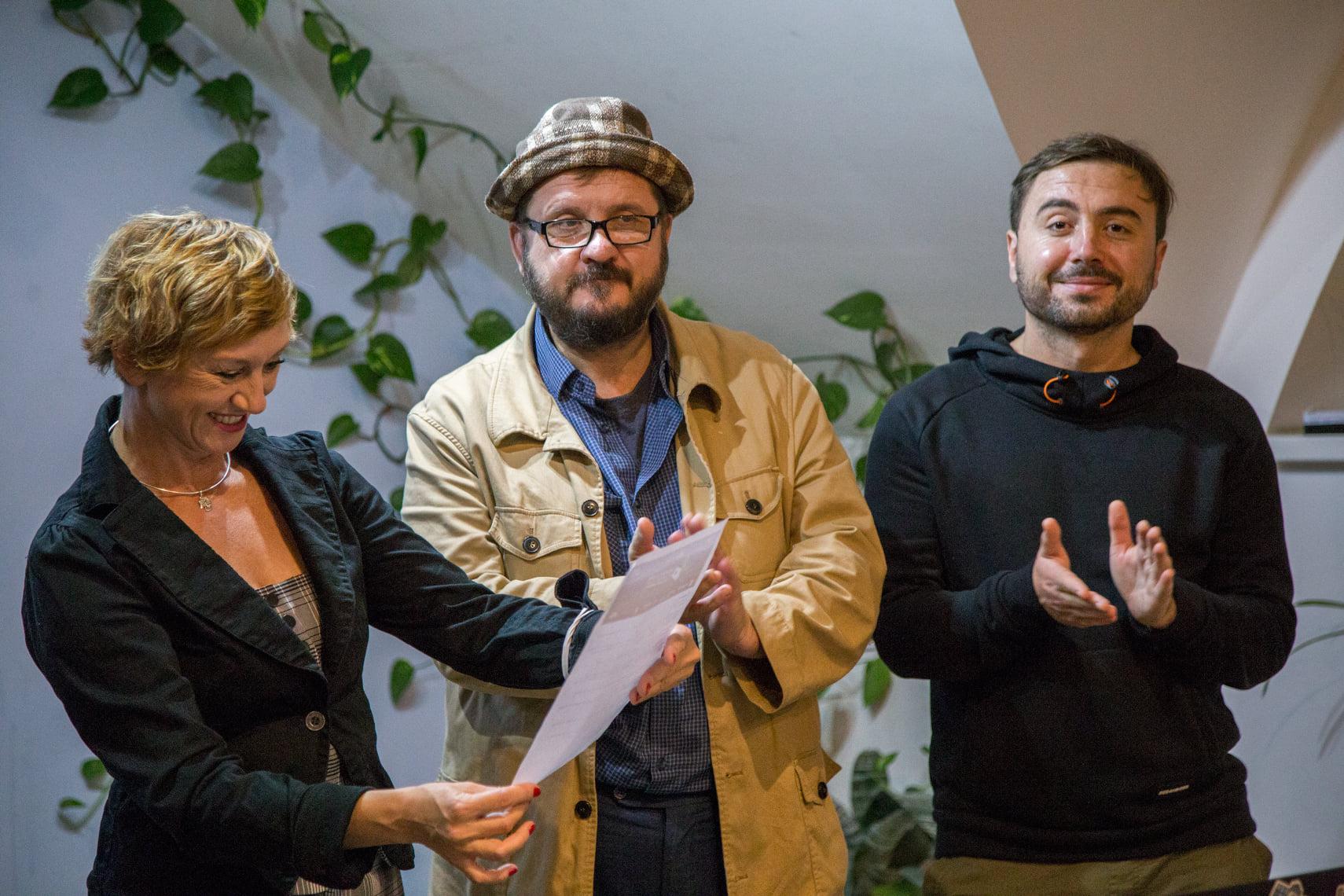 В Ужгороді визначили переможців Карпатськоого гірського міжнародного кінофестивалю